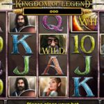Kingdom Of Legend – Slot Of The Week 7th August 2020