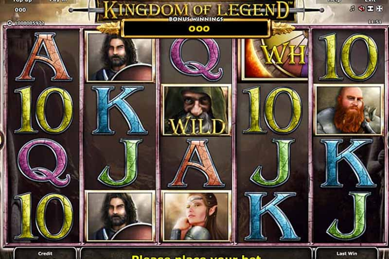 Kingdom Of Legend - Slot Of The Week 7th August 2020