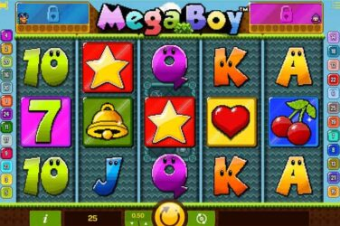 Mega Boy - Casino Buzz Slot Of The Week 29th August 2020