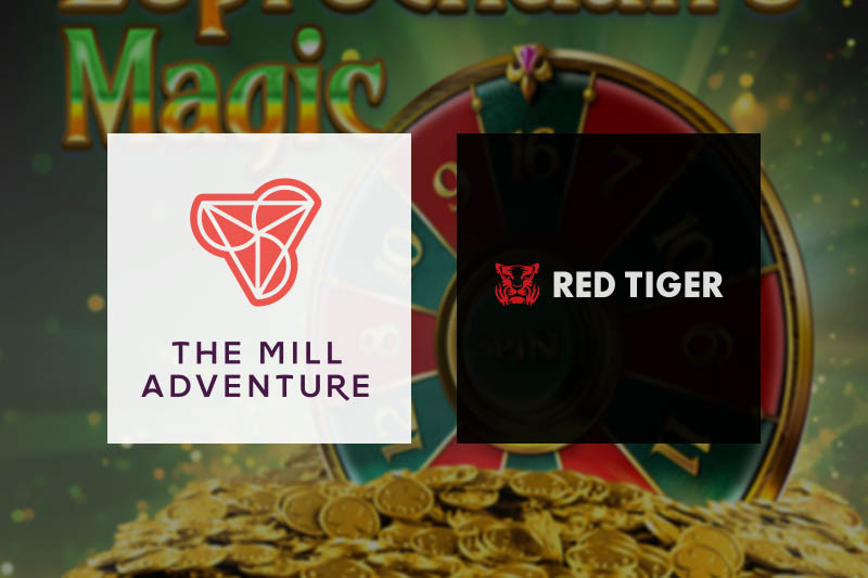 iGaming Service Provider The Mill Adventure Adds Red Tiger Slots To Platform