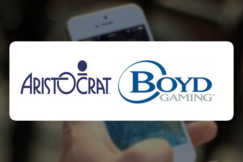 Casino Operator Boyd Gaming Partners With Aristocrat To Launch New App