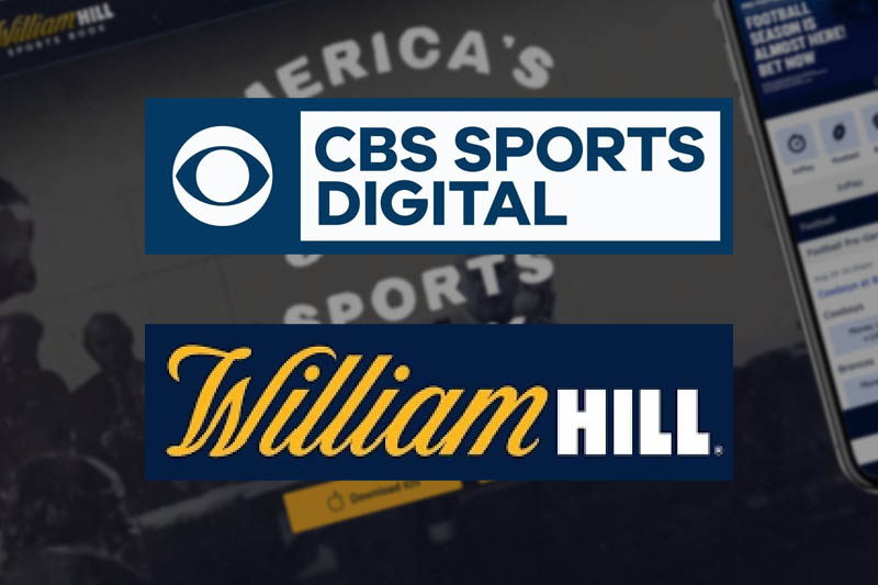 CBS Sports Digital And William Hill US In First Of Its Kind Partnership