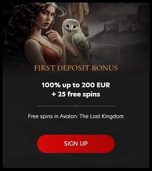 Kingdom Casino Bonus