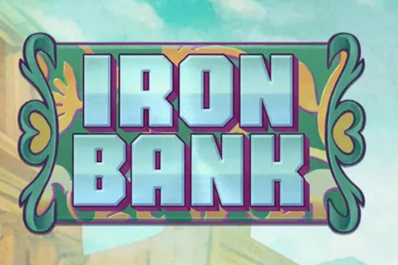 LeoVegas Subsidiary CasinoGrounds To Release New Slot Iron Bank With Relax Gaming