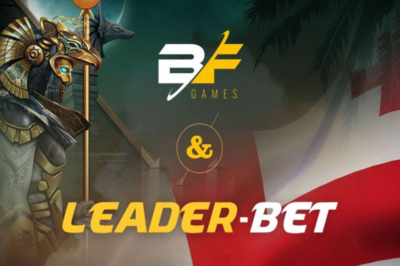 Georgian Online Casino LeaderBet Adds BF Games To Offering