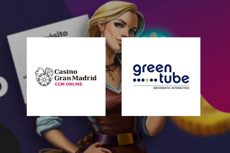 Spanish Online Casino Casino Gran Madrid Online Partners With Novomatic Greentube