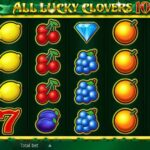 All Lucky Clovers Slot From BGaming Is Out Now