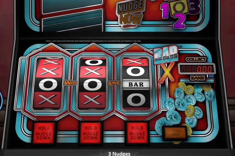 Bar-X - New Classic Slot From Realstic Games