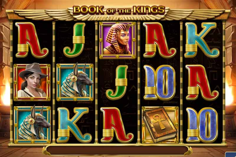 Book Of The Kings Slot By Spearhead Studios Is Now Live