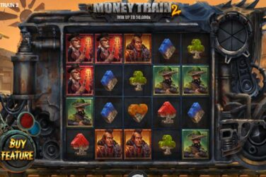 Money Train 2 - Relax Gaming's Latest Slot Release