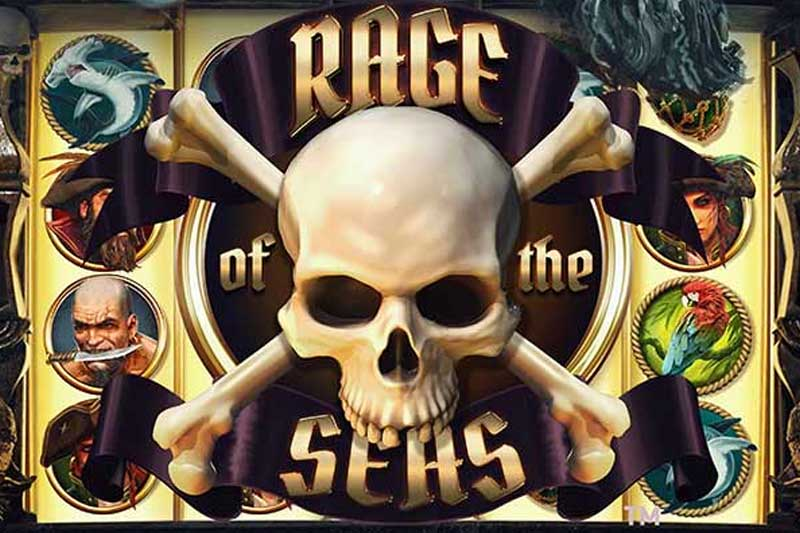 Rage Of The Seas Is The Newest Slot Release From NetEnt