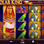Solar King – Playson's Newest 20 Line Slot Game