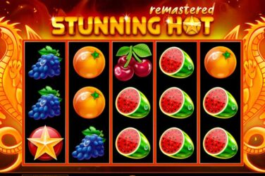 Stunning Hot Remastered - New BF Games Slot Release