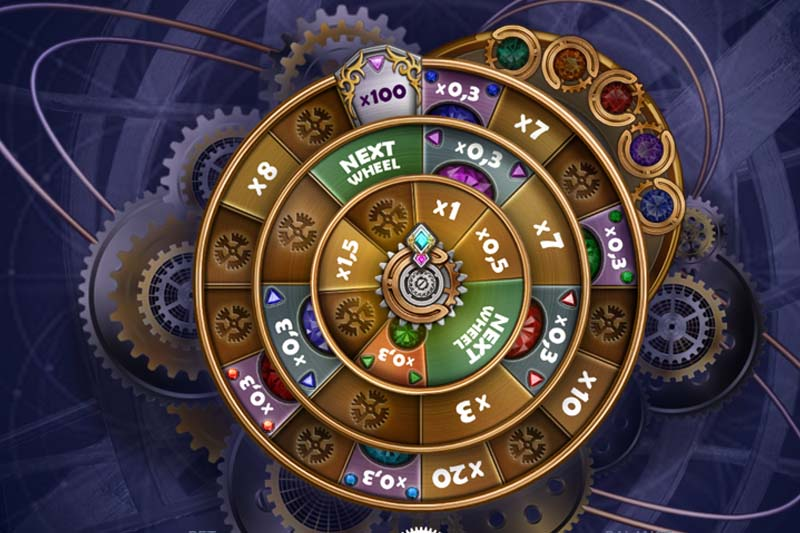 Wheel Of Time - Evoplay Entertainment's Newest Slot Game