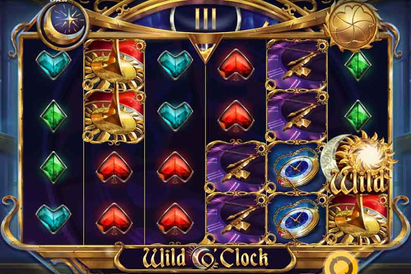 Wild O'Clock - Red Tiger's Latest Slot Release