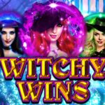 Witchy Wins – New RTG Slot Launch With 25 No Deposit Free Spins