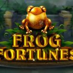 Get 25 Free Spins on Frog Fortunes Slot