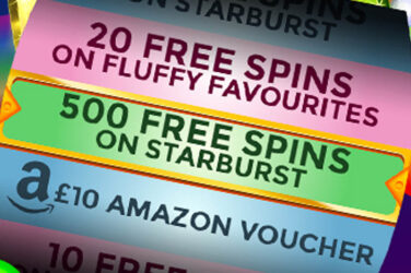 Win 500 Free Spins On Starburst With The Win British Mega Reel
