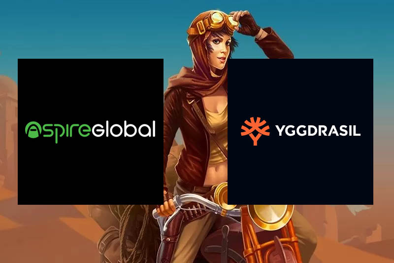 Aspire Global Casino Content Deal For Yggdrasil