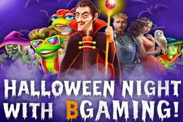 BGaming Invites Players To Celebrate Halloween With Scary Slots