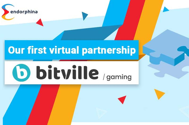 Endorphina Excited To Announce First Virtual Partnership