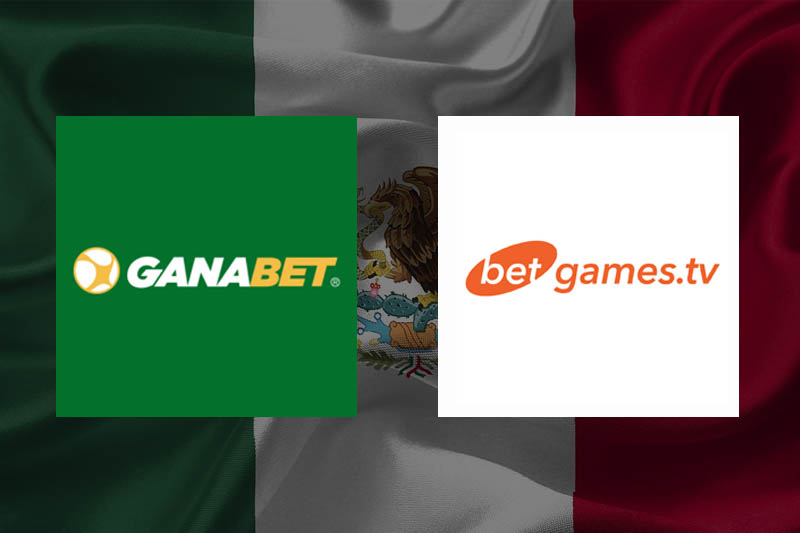 Mexican Online Casino Ganabet Partners With Live Game Provider BetGames