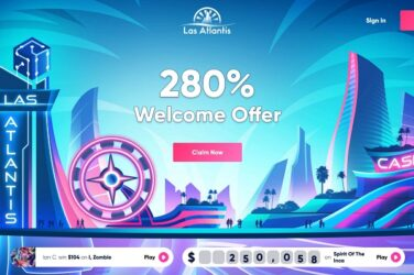 Top One Partners Launches Las Atlantis Online Casino