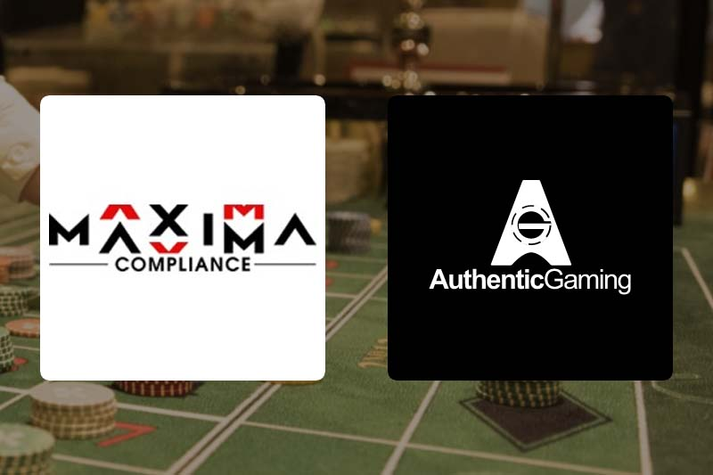 Maxima Compliance To Work 'Tirelessly' With Authentic Gaming