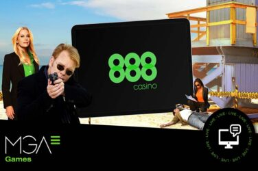MGA Games Pens Deal With 888 Online Casino Spain