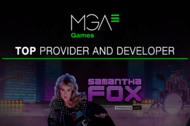 MGA Games Ranked Number 1 Slots Provider And Developer In Spain