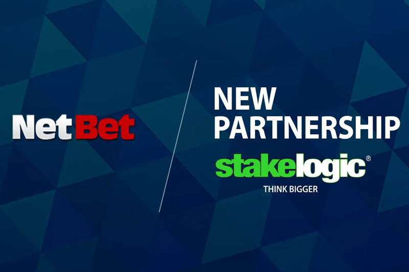 NetBet Casino Adds Stakelogic Games To Offering