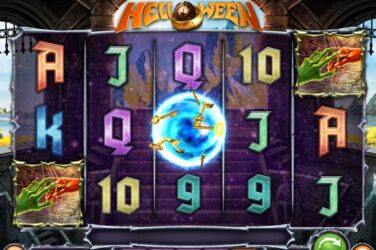 Helloween - Play'n Go's Newest Online Slot Game