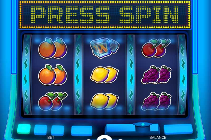 Ice Mania - New Classic Fruit Slot From Evoplay