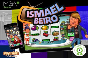 MGA Games' Latest Spanish Celebrities Slot Ismael Beiro Is Live