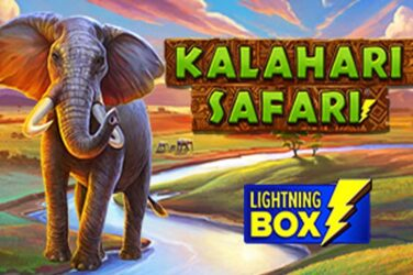 Kalahari Safari - Lightning Box's New African Slot Release