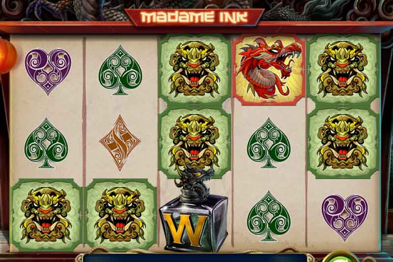 Madame Ink - New Tattoo Slot From Play'n Go