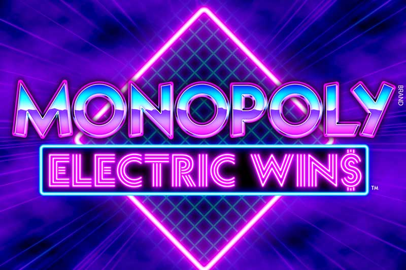 Monopoly Electric Wins - New Slot Release By WMS / SG Gaming