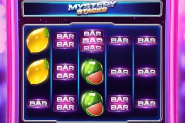 Mystery Stacks - New Slot Release By Silverback & Relax
