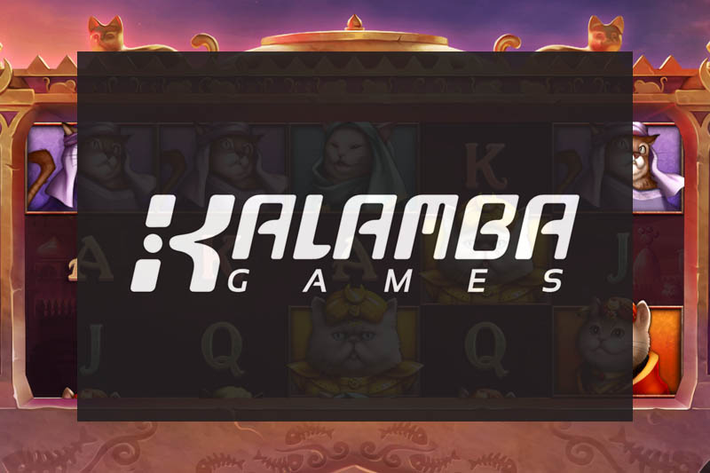 Pawprints of Purrsia - New Slot Release From Kalamba Games
