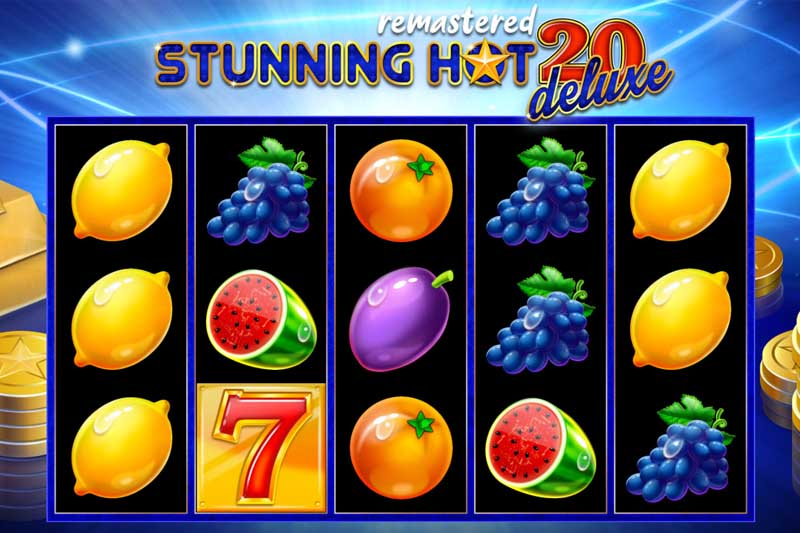 BF Games Announce Stunning Hot 20 Deluxe Remastered