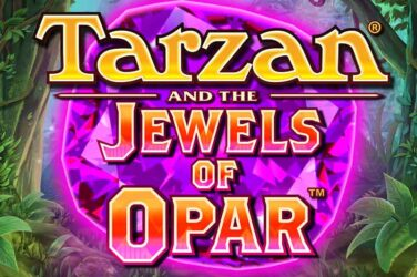 Tarzan And The Jewels of Opar From Gameburger & Microgaming Is Now Live
