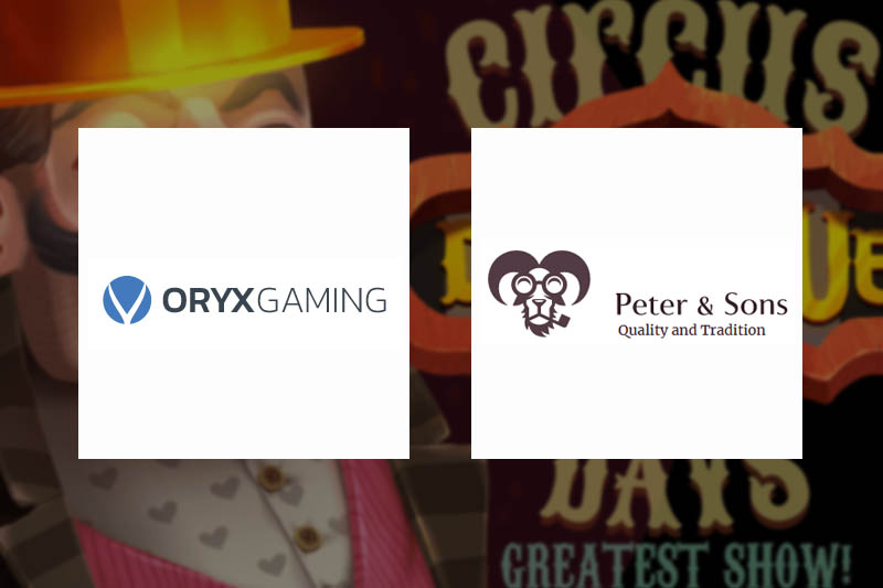 ORYX Gaming Adds Peter & Sons To Casino Content Offering
