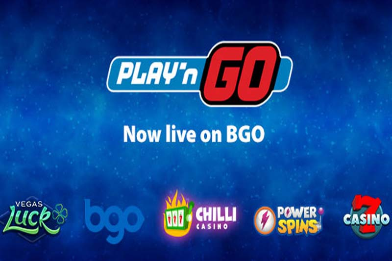 Play'n Go Goes Live On BGO Network