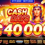 Playson November CashDays Network Slot Tournament