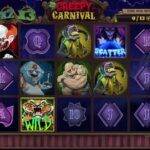 Nolimit City Awarded Slot Of The Week For The Creepy Carnival