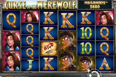 Pragmatic Play Awarded Slot Of The Week With Curse of the Werewolf Megaways