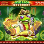 BGaming Takes Slot Of The Week With Elvis Frog In Vegas