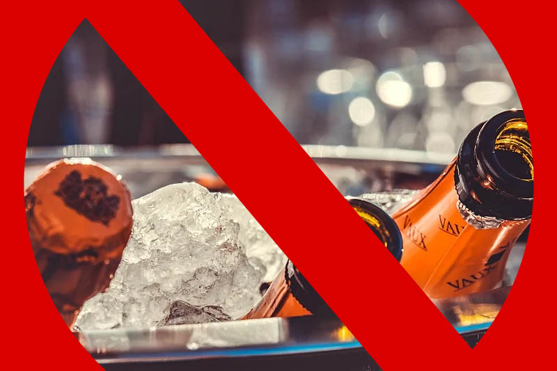 UK Casinos Offer Alcohol Ban To Avoid Another Covid-19 Lockdown Closure