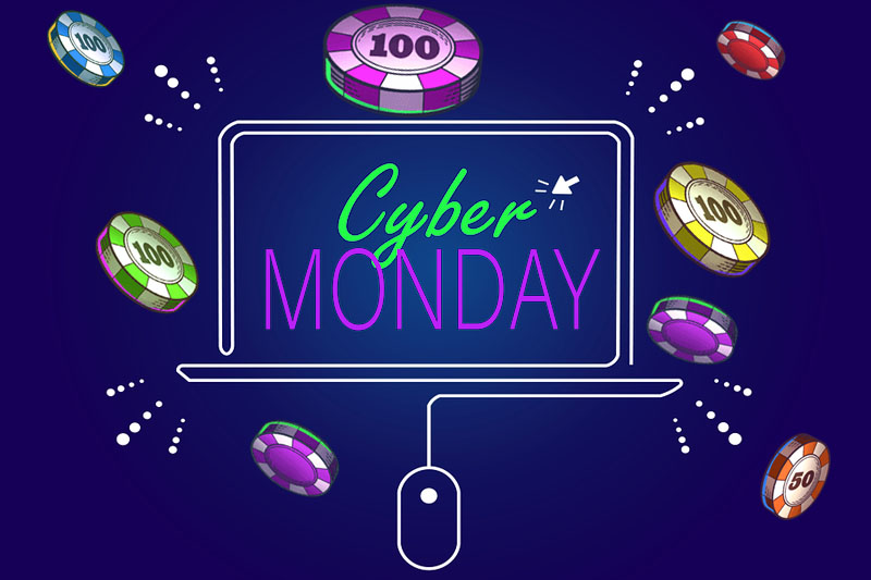 Cyber Monday 2020 Online Casino Bonus Deals & Promotions