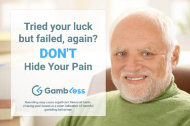 New 'Don't Hide Your Pain' Awareness Campaign From Gambless